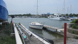 1978 Oday 22' Sailboat NEW PRICE and Pics