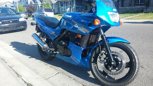 Like New Kawasaki Ninja EX 500 D + Brand New Tires 2 months ago