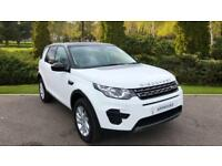 2018 Land Rover Discovery Sport 2.0 TD4 180 SE 5dr + Privacy G Automatic Diesel