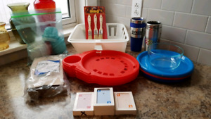 Lot of Various Camping Items---All for $20