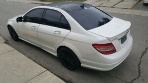 2008 Mercedes-Benz C-Class 3.5L AMG Sports Package