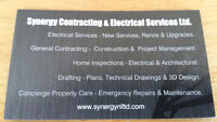 Synergy Electrical & Contracting