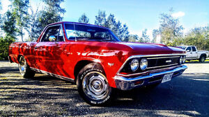 1966 Chevelle El Camino WITH VIDEO