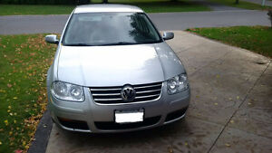 2009 Volkswagen Jetta City Sedan with new winter tires&battery