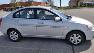 2007 hyundai accent sedan $2800 safety and etested