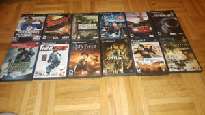 PS2 Games Perfect Condition