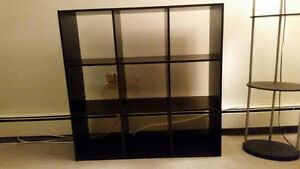 Dark Brown book shelf