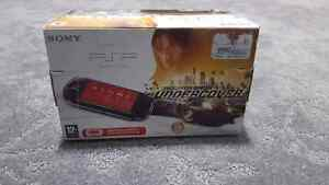 Psp 3000 with need for speed undercover
