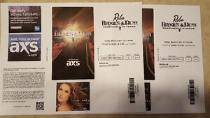 Brooks and Dunn and Reba in Las Vegas, NV