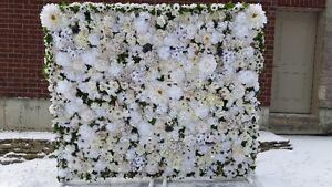 Flower Backdrop / Wall Decor Rental