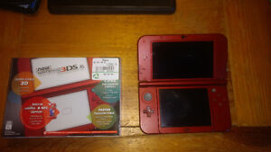 MINT condition! New Nintendo 3DS- with Pokemon Sun & Moon