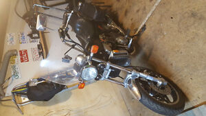 Honda magna for sale