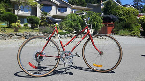 Vintage Sekine Medialle Cruiser Bicycle
