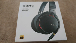 Sony MDR-1A final price/tablet trade