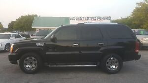 CADILLAC ESCALADE ***  8 PASSENGER SUV *** LOADED $8995
