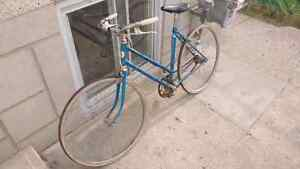 Old supercyle bicycle
