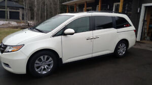 Honda Odyssey EX-L RES (Lease Takeover)
