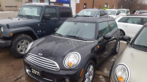 2011 MINI Clubman LEATHER DUAL SUNROOF CERTIFIED Hatchback