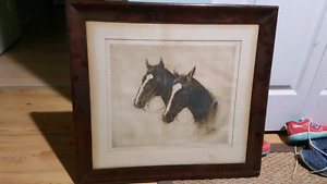 FW Jopling Original Drawing Artwork 1915