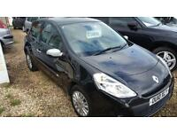Renault Clio 1.2 16v ( 75bhp ) 2009MY I - Music 1 OWNER FSH