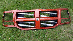 Vehicle Grille