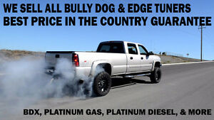 ALL BULLY DOG & EDGE TUNERS BEST PRICE IN THE COUNTRY! DPF DEL!