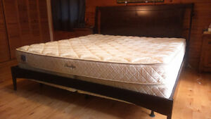 Prestige Air Bed Sleep System- King Size (mattress, box spring)