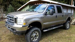 2002 Ford F-350 lariat Pickup Truck