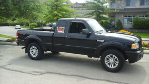 2009 Ford Ranger 4x4 Pickup Truck