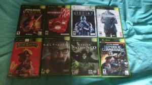 HUGE LOT OF VIDEO GAMES FOR SELL - MUST GO! PS4, PS3, X360, PS2