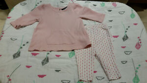 Baby Girl Outfit Lot