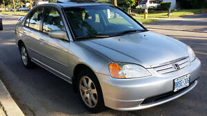 2003 Honda Civic LX Sedan