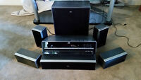 JVC TH-D4 DVD player & 5.1 Surround