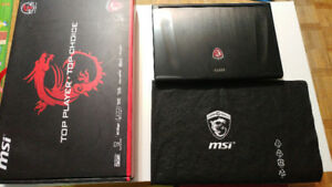 Great MSI Laptop