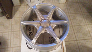 Great deal for 4 Eagle alloys rims