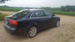 2007 Audi A4 3.2L V6