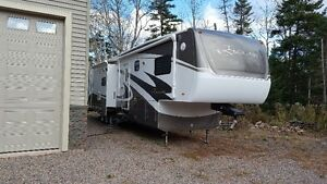 Awesome RV For Sale -  KZ Escalade 42 ft Toy Hauler