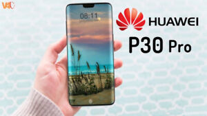 huawei p30 pro, bring from china to vancouver.  service fee 200$