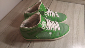 Men's Circa high top skate shoes