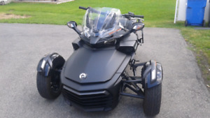 Can-am spyder F3-S   $16 000.00