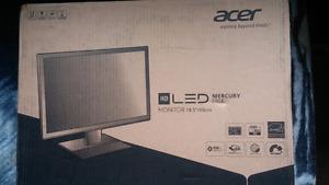 """Acer LED Monitor 19.5"""""""