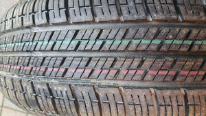 Single 195/65/15 Continental Tire