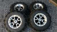 ITP Mud lite tires on rims