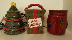 Scentsy warmers 15.00 each