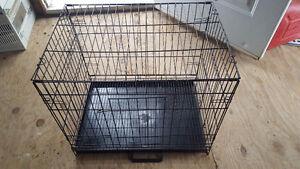 Petite cage pour chien/chat