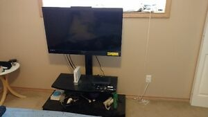42 inch Emerson LCD TV with TV Trolley