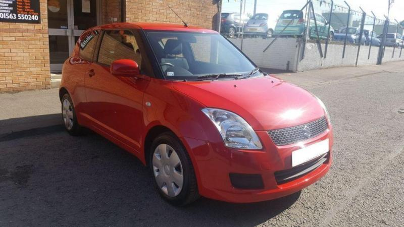 2008 08 SUZUKI SWIFT 1.3 GL 3D 92 BHP
