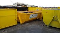 BIN RENTAL FOR CLEAN UP AND CONSTRUCTION!!!