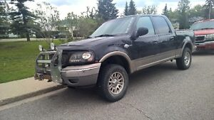2003 Ford F-150 king ranch edition Pickup Truck. make an offer..