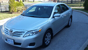 Low km !!! 2011 Toyota Camry LE - No Accident, NO RUST, CARPROOF